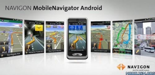 navigon fresh android