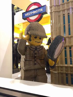 Brick Built Detective