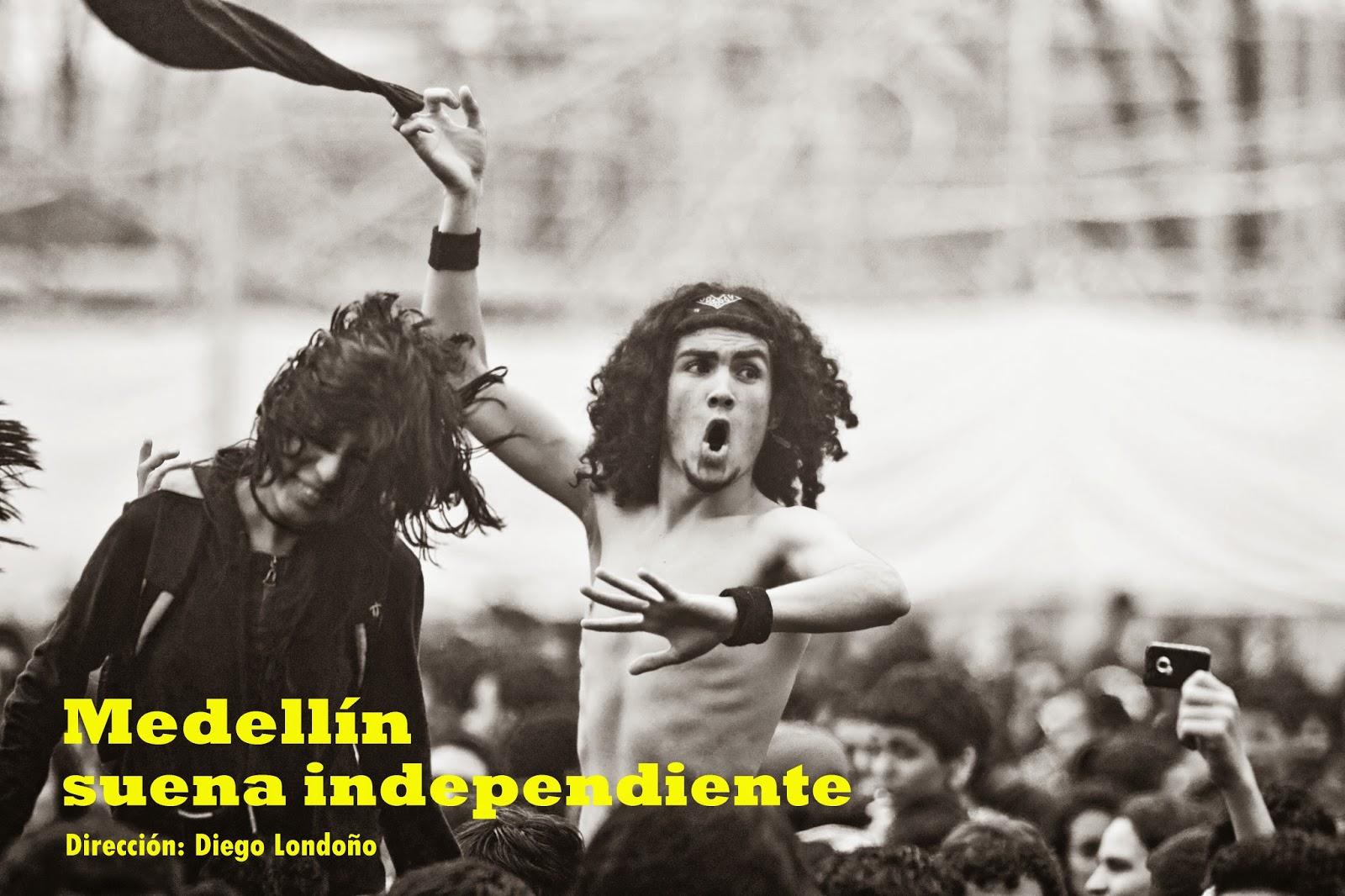 Documental sobre las dinámicas de trabajo de los músicos independientes en Medellín, Colombia.