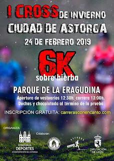 Clasificaciones Cross Invierno Astorga