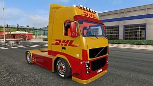 DHL Volvo Xtreme skin