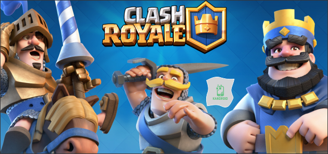 Clash Royale 1.7.0 [Dinheiro Infinito] Download MOD/Hack APK