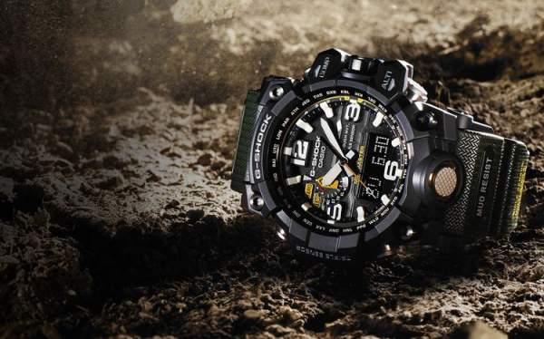Jam tangan Casio G-Shock