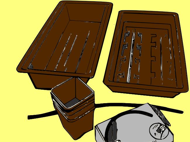 Kit-idroponica