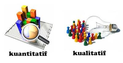 pendekatan kualitatif atau kuantitatif