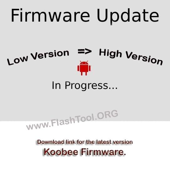 Download Koobee Firmware