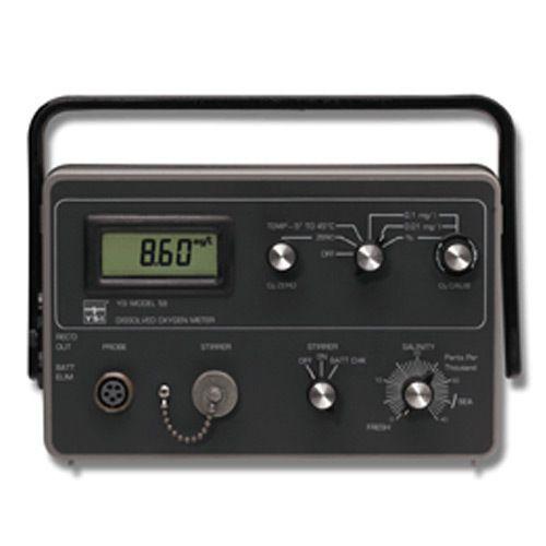 Jual YSI 58 Dissolved Oxygen Meter