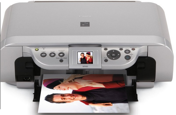 Canon PIXMA MP460 Driver Download