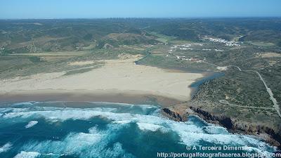 Praia da Bordeira (Praia da Carrapateira)