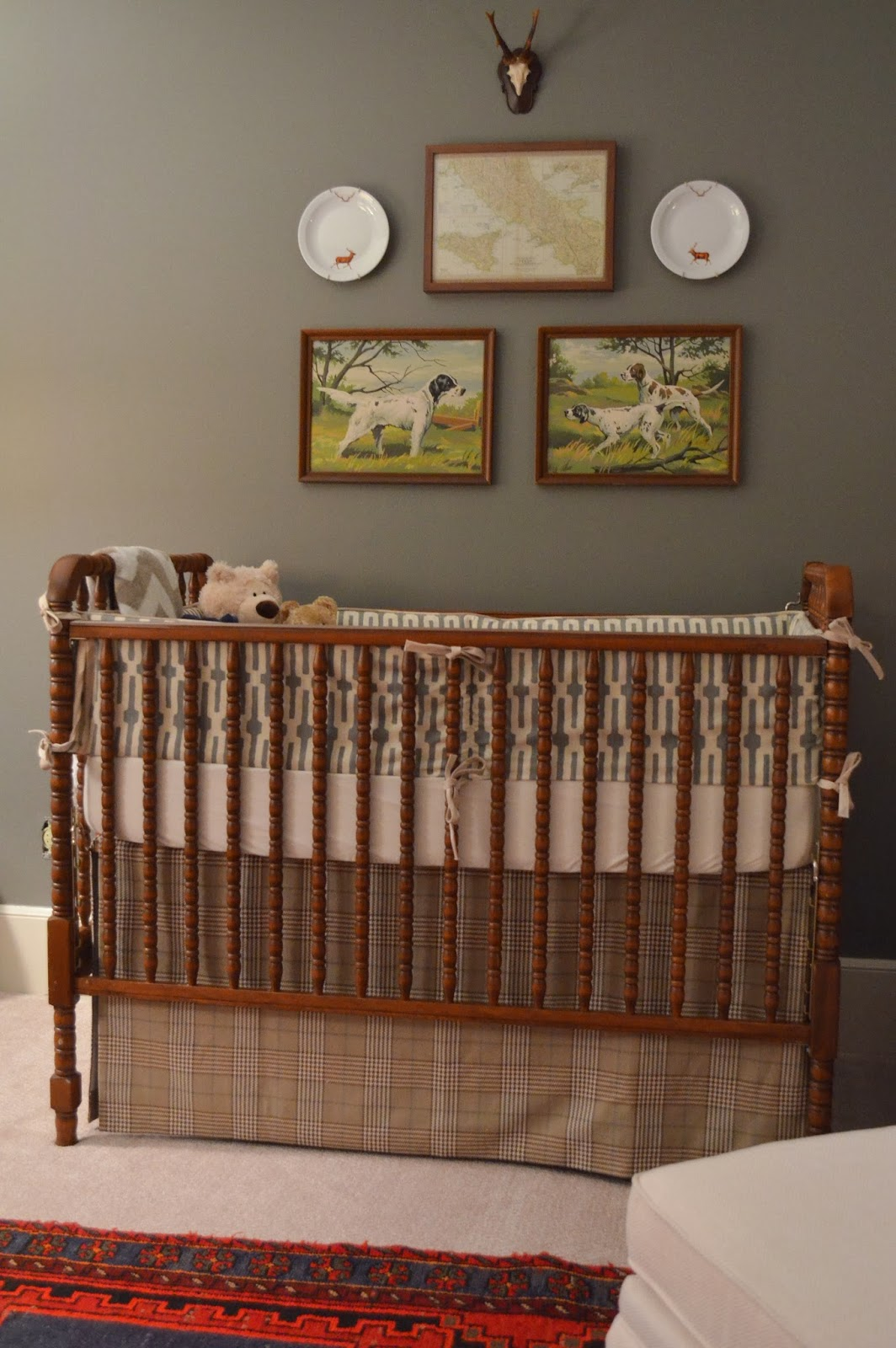 Bellissimo And Bella Nursery Reveal
