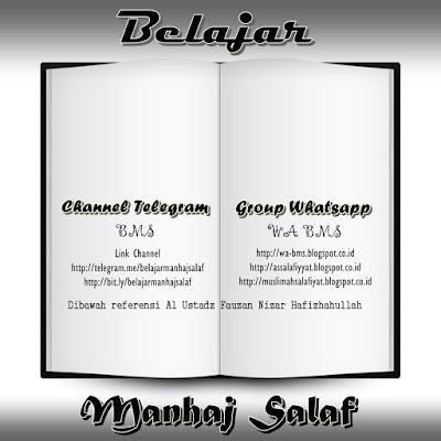 Whatsapp Belajar Manhaj Salaf, Whatsapp Ummahat, Whatsapp Salafiyat