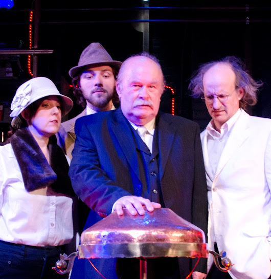 CLEVE REVIEW: 'The Chaste Genius and His DeathRay Gun' is Set to Stun Audiences at con-con