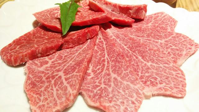 大阪屋の焼肉 肉