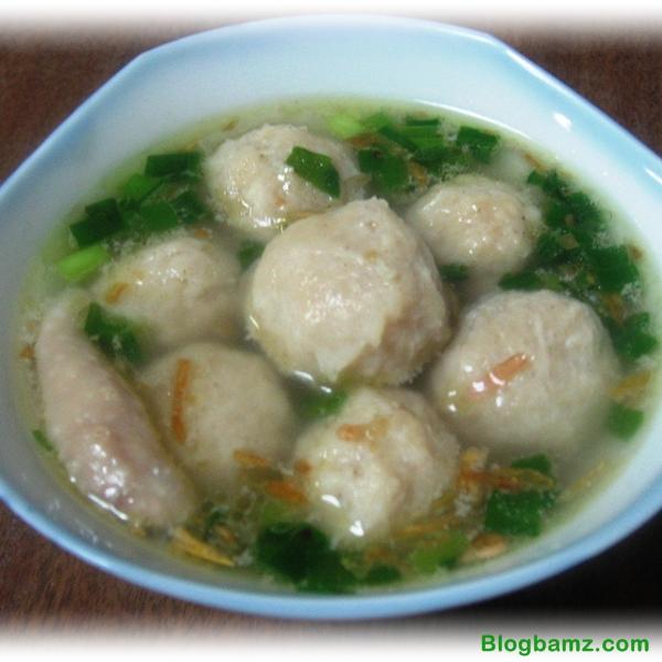Resep Sop sumsum sederhana #keto Dari Pawon Ris