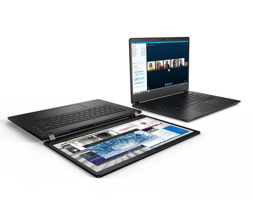 Acer TravelMate P614-51 Diluncurkan, Laptop Profesional Tangguh dengan Baterai 20 Jam