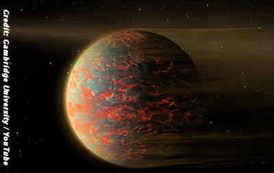 Weirdest Exoplanet Ever Discovered
