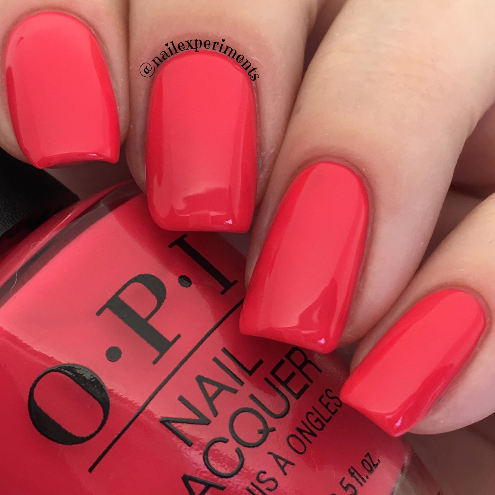 nail experiments opi lisbon spring summer 2018 review