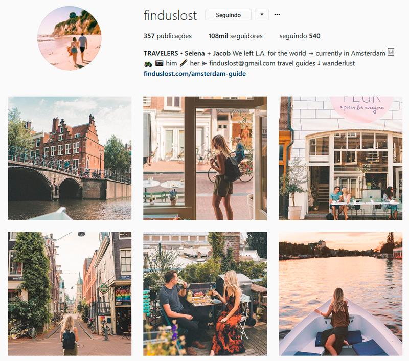Top 10 Instagrammers Travel Bloggers para seguir finduslost Selena and Jacob Indicações Dicas Instagram Pictures Photos Viajante Travelblogger Stephanie Vasques Viagens Não é Berlim blog naoeberlim