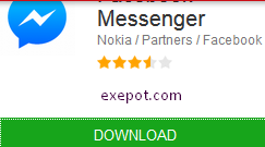 Download Facebook messenger for Nokia E71
