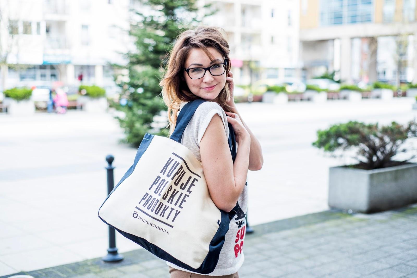 6402d167c6639 Blogowe torby - Kupuję Polskie Produkty