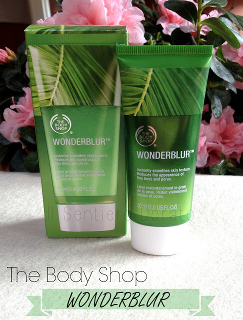 [Review The Body Shop]: Drops of youth Wonderblur
