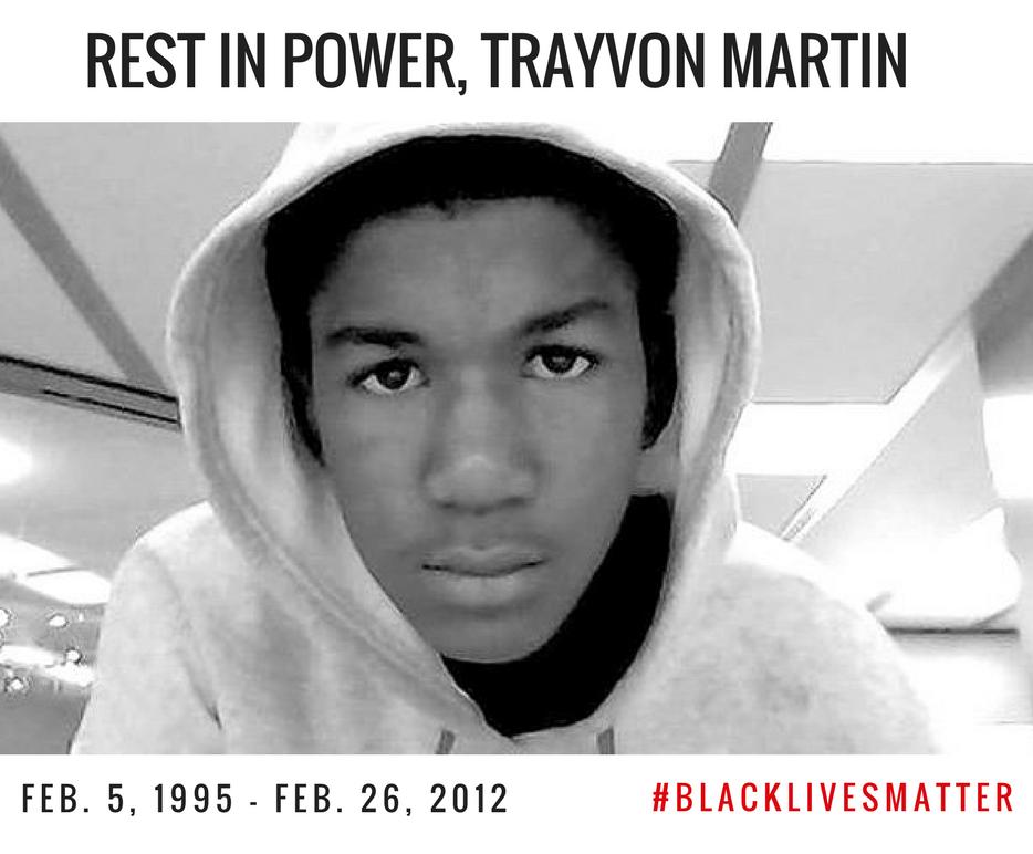 night trayvon martin died - 764×768