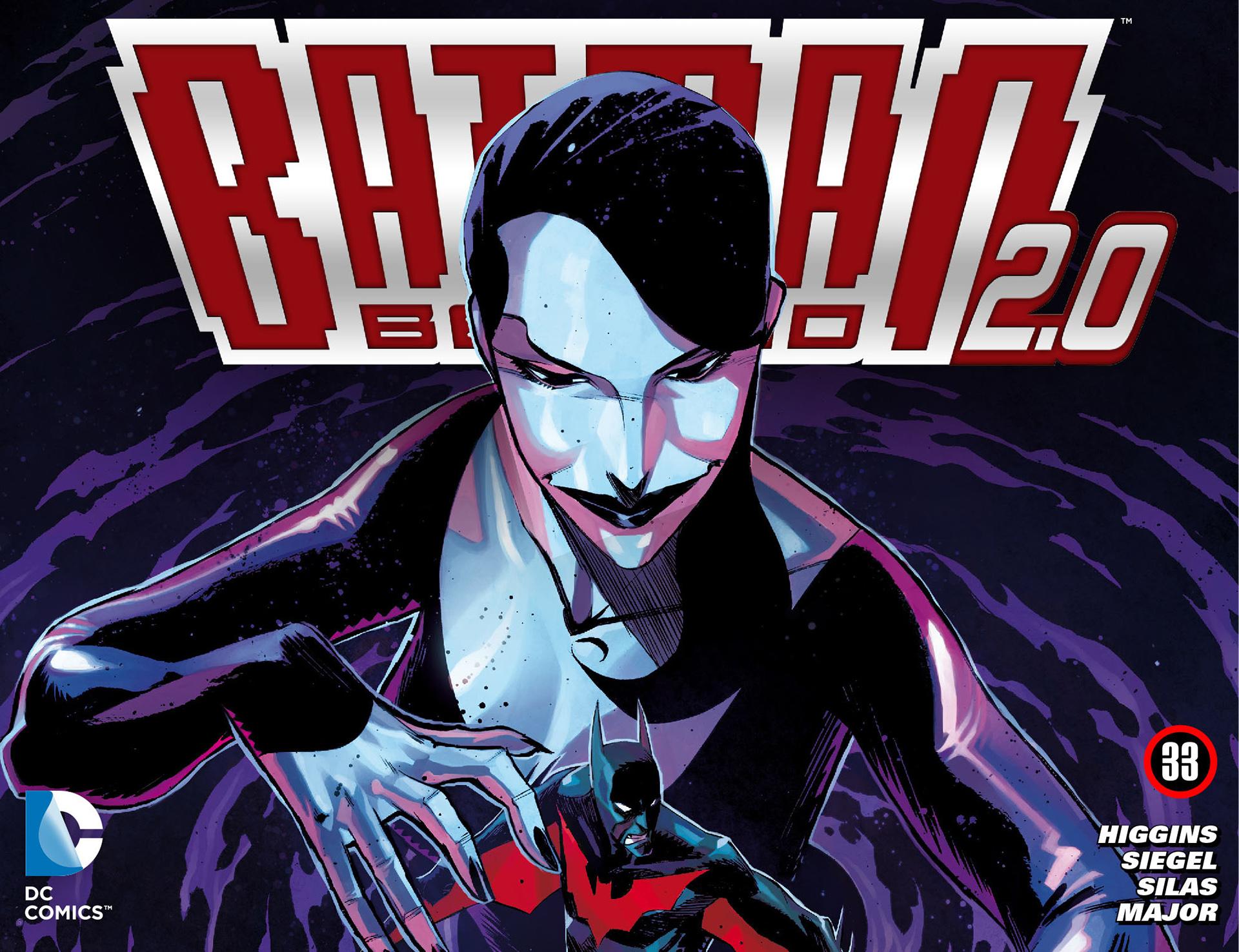 Batman Beyond 2.0 33 Page 1