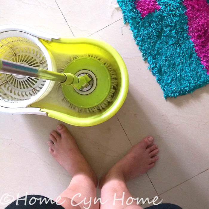 How to manage all the cleaning chores without relying on a maid in India and not loose your mind doing so