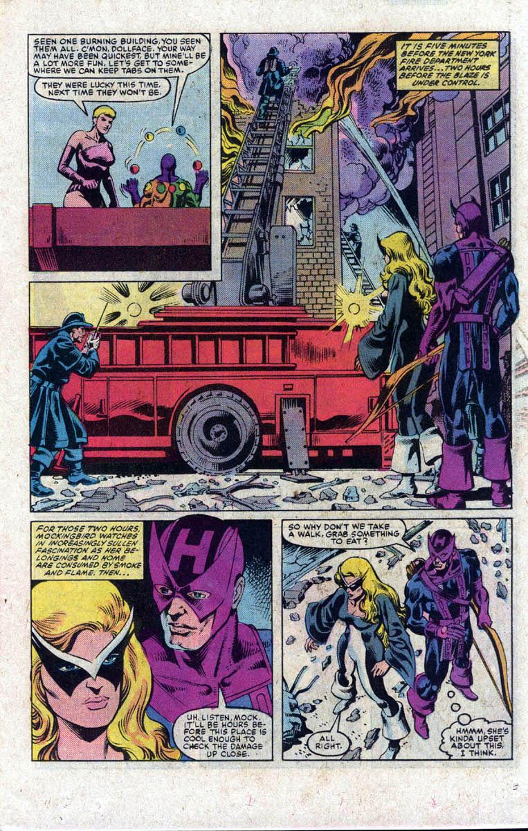Hawkeye (1983) Issue #3 #3 - English 5