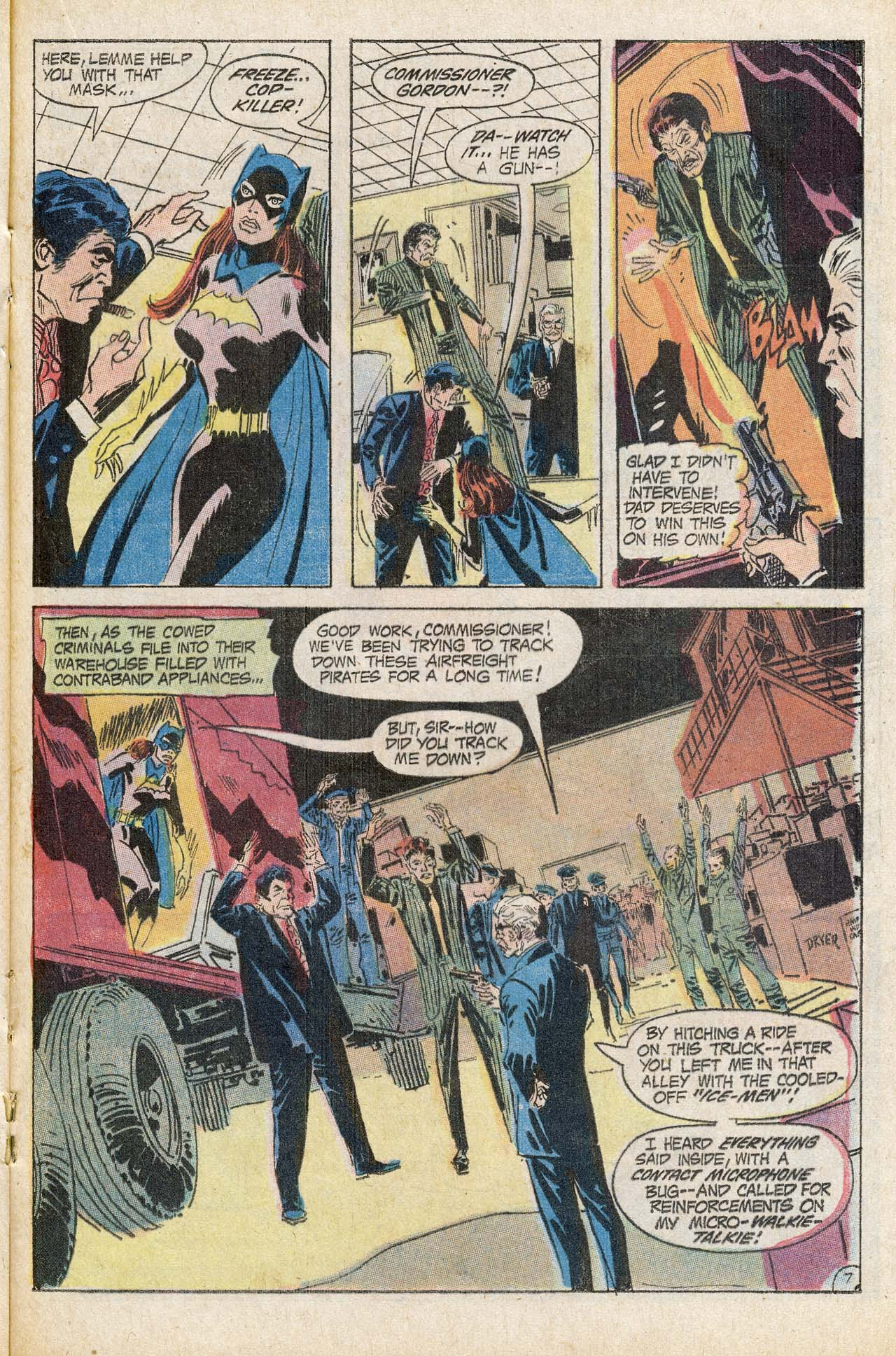 Detective Comics (1937) 417 Page 29