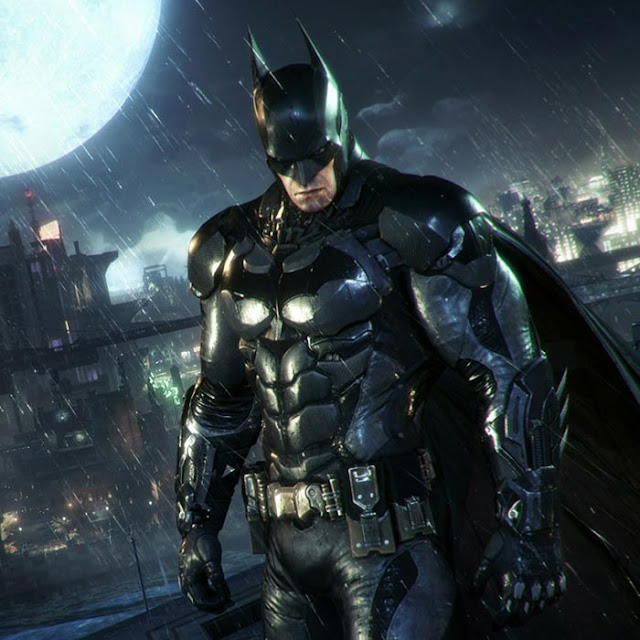 Batman™ - Arkham Knight Standing Tall Wallpaper Engine