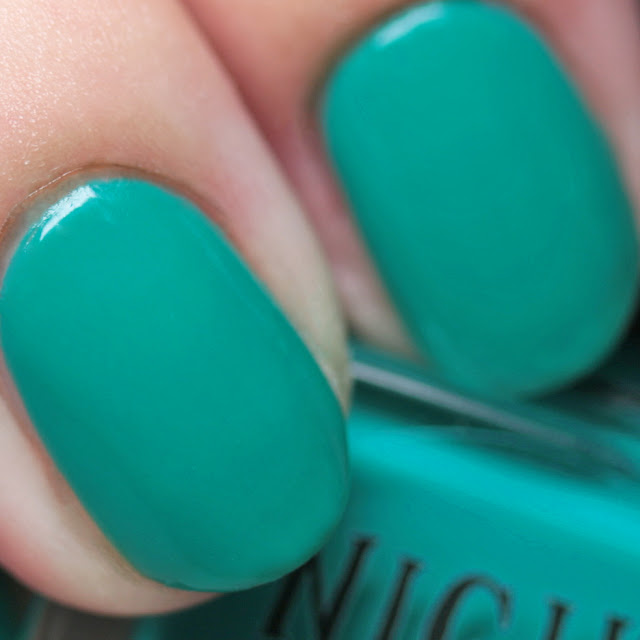 Night Owl Lacquer Wild Summer Winds