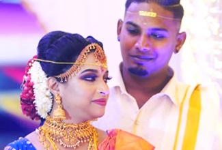 Malaysian Indian Wedding Highlight Of Tamil Mannan & Shamine
