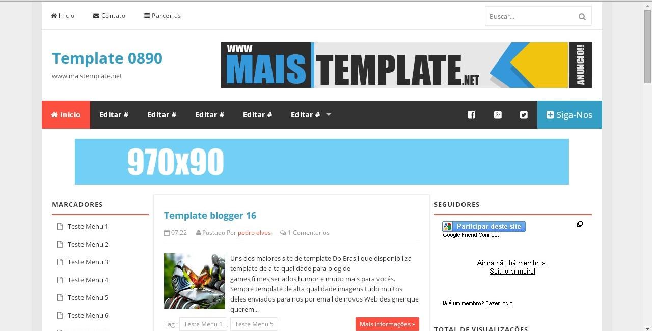 Niedlich Einfache Blogger Vorlagen Bilder - Entry Level Resume ...