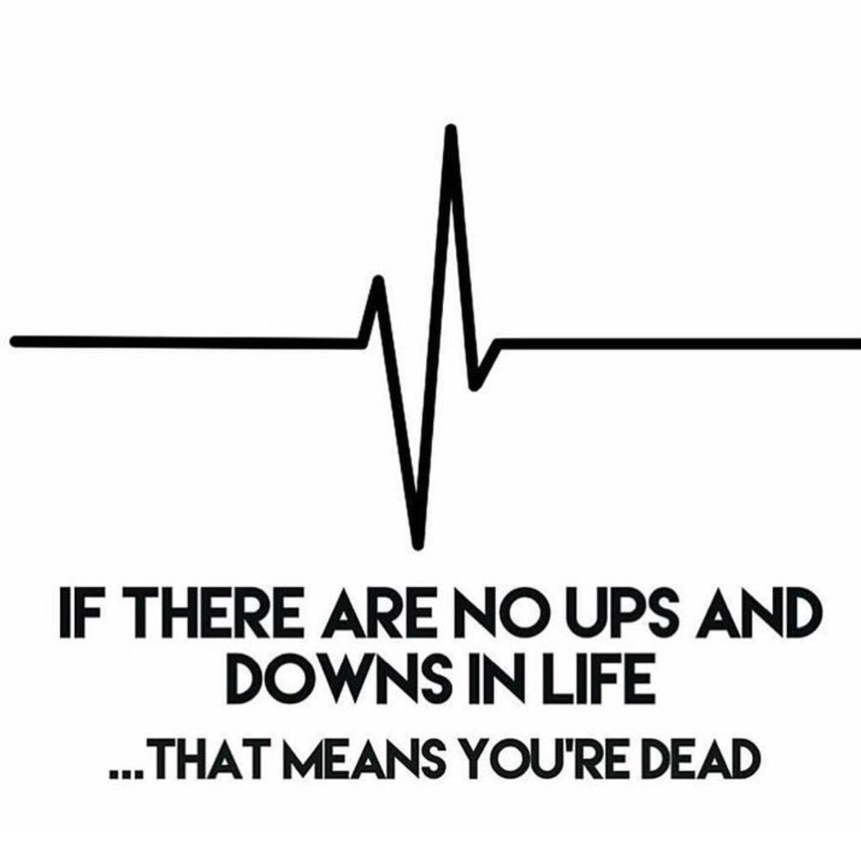Kayala: No UPs and DOWNs in Your Life?