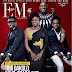 The Voice Nigeria Judges, Timi Dakolo, Waje, Patoranking & 2face Idibia cover Exquisite magazine September issue