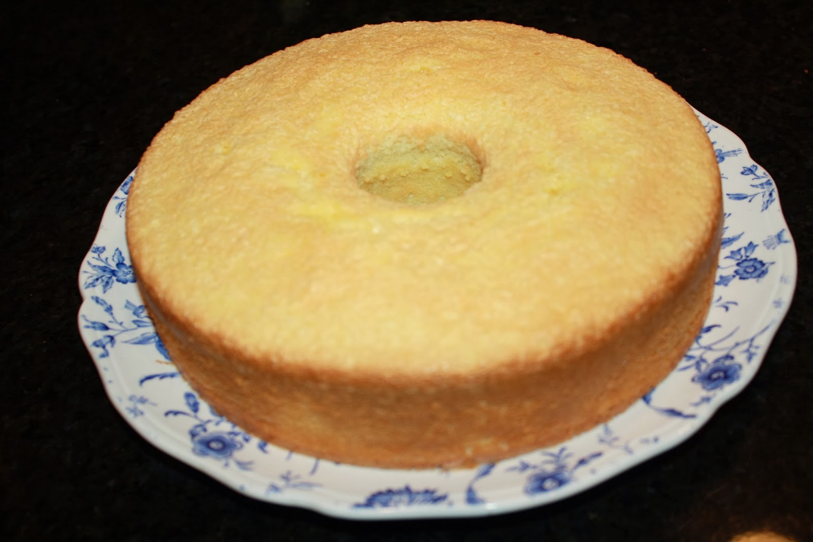 Light Lemon Sponge Cake Recipes: Madie's Kitchen