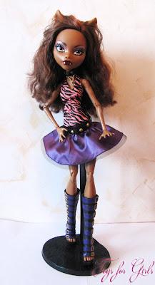 Куклы 43 см монстер хай
