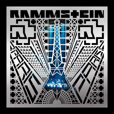 Rammstein - Paris - Album Download, Itunes Cover, Official Cover, Album CD Cover Art, Tracklist