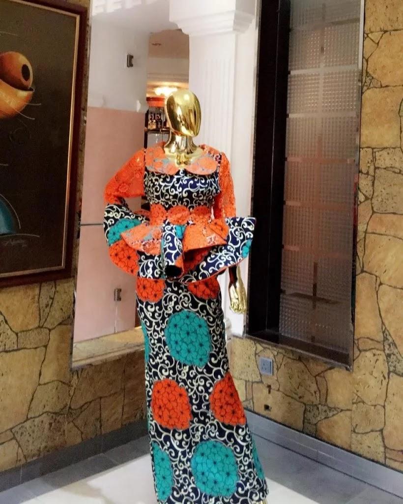 Ankara Fabulous! Trendy, Stylish, and Head-Turning Ankara StylesAnkara Fabulous! Trendy, Stylish, and Head-Turning Ankara Styles