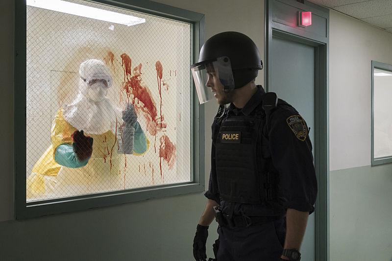 Containment Episode 1 Review: Please Cover Your Mouth When Coughing