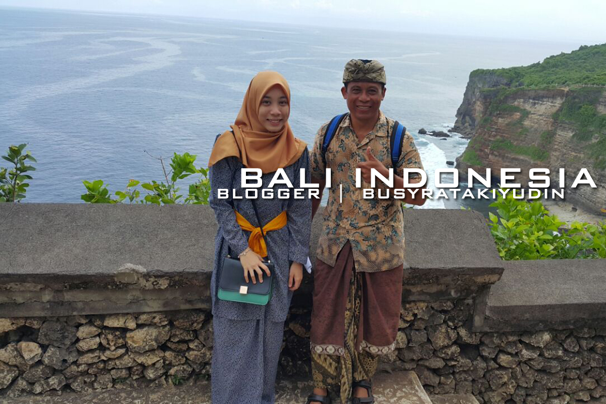 Kecantikan Pulau di Bali Indonesia