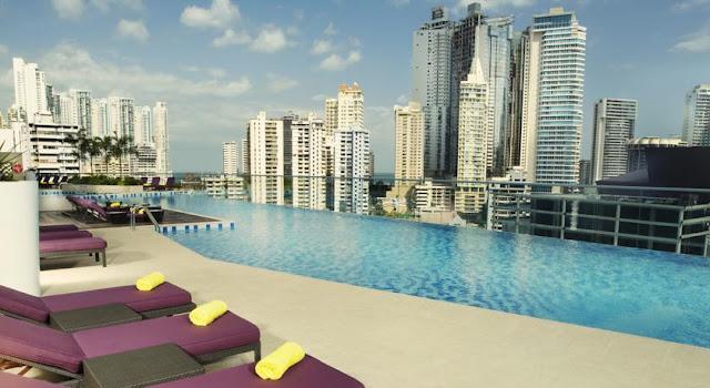 Hotel na Cidade do Panamá