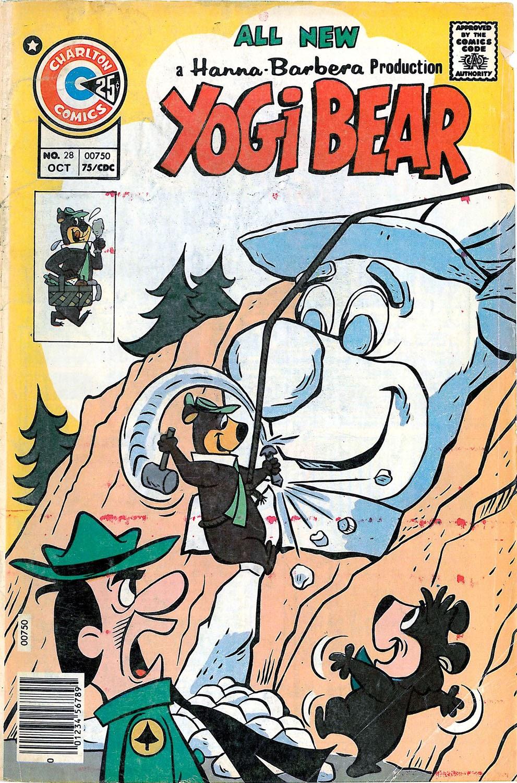 Yogi Bear (1970) 28 Page 1