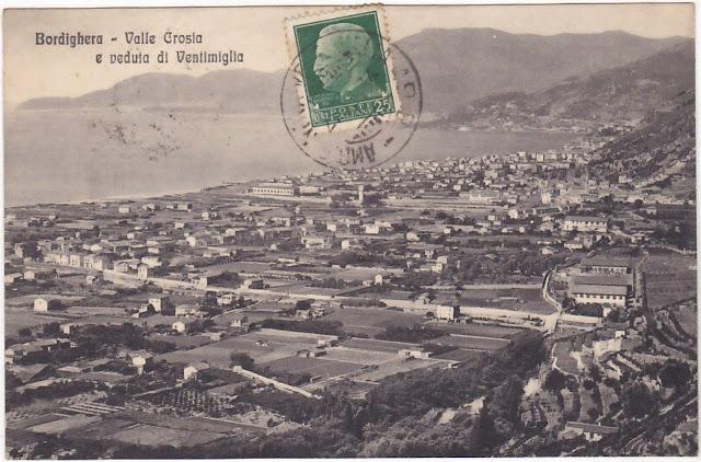 """Bordighera, """"Valle Crosia"""" e Ventimiglia"""
