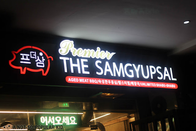 Premier The Samgyupsal in Malate