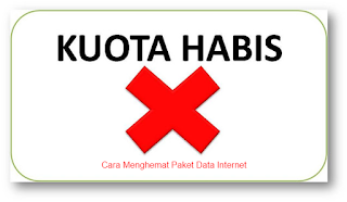 Menghemat Paket Data Internet