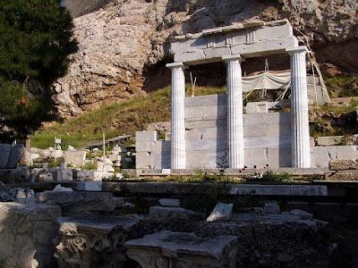 templo de Asdépio