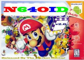 n64oid Emulator Android Apk v2.7 Free Download