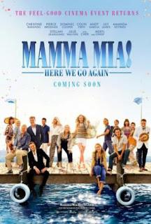 Film Mamma Mia! Here We Go Again 2018 (Hollywood)